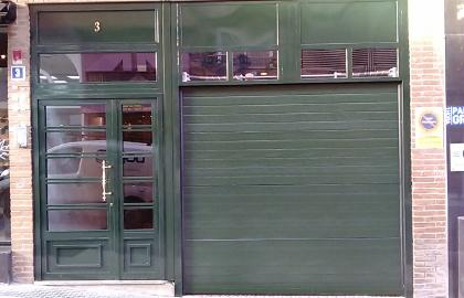 Puertas Automáticas Basculantes