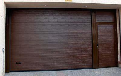 Puertas Automáticas Seccionales